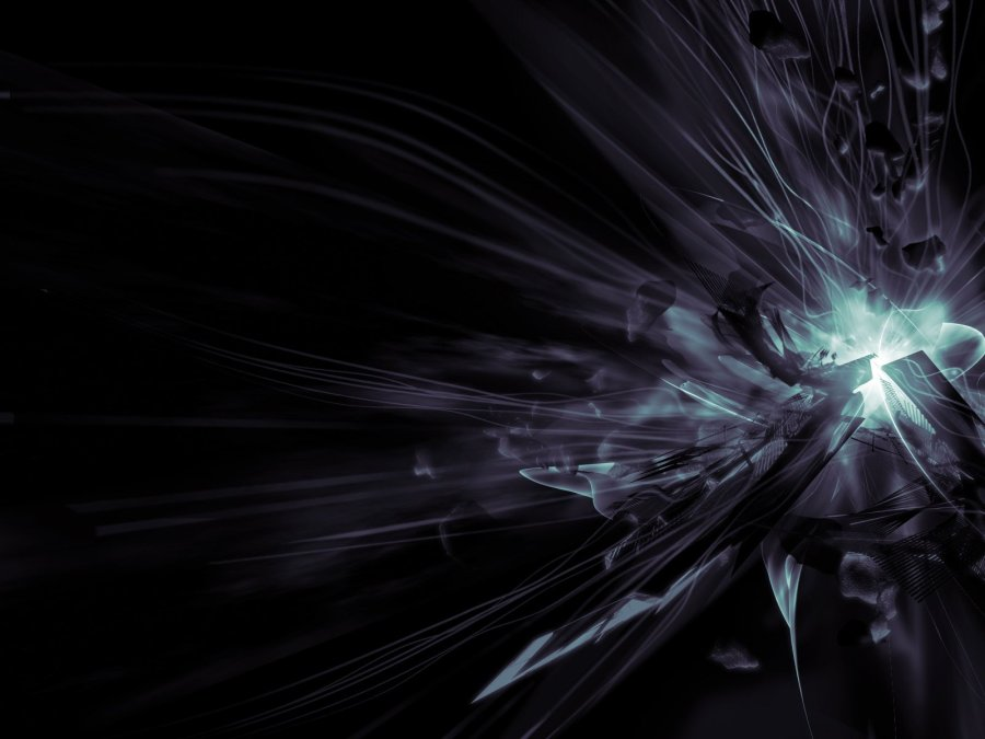 Amazing Abstract Black HD Wallpaper Image Free Download