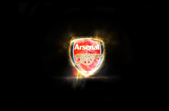 One Of The Best Clubs In The World  Arsenal Logo HD Wallpaper For Laptop