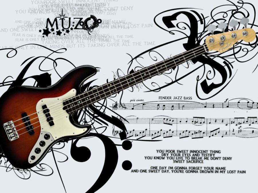 Fender Jazz Bass HD Wallpaper Picture Image Widescreen For PC Desktop