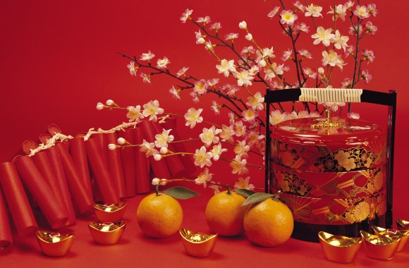 Chinese New Year 2014 Gong Xi Fat Cai HD Wallpaper Picture Desktop