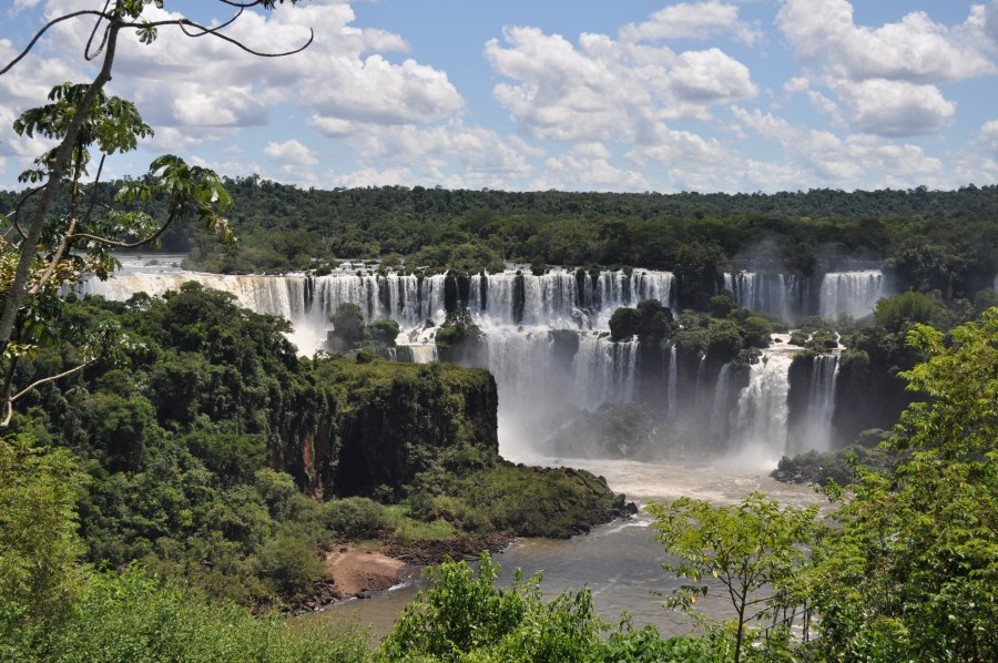Iguazu Falls Exploring Argentina Nature Photo And Picture Sharing