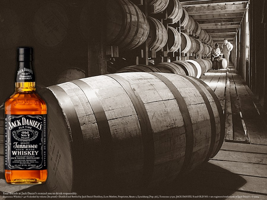 Jack Daniels HD Wallpaper Widescreen Desktop Image