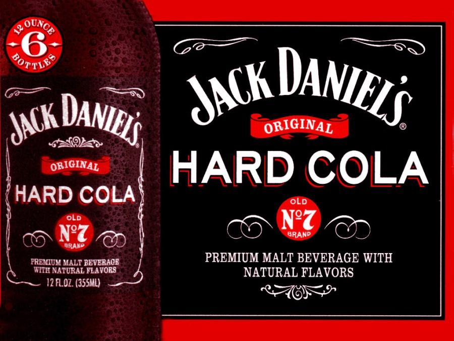 Jack Daniels Hard Cola Original  Alcohol Drink HD Wallpaper
