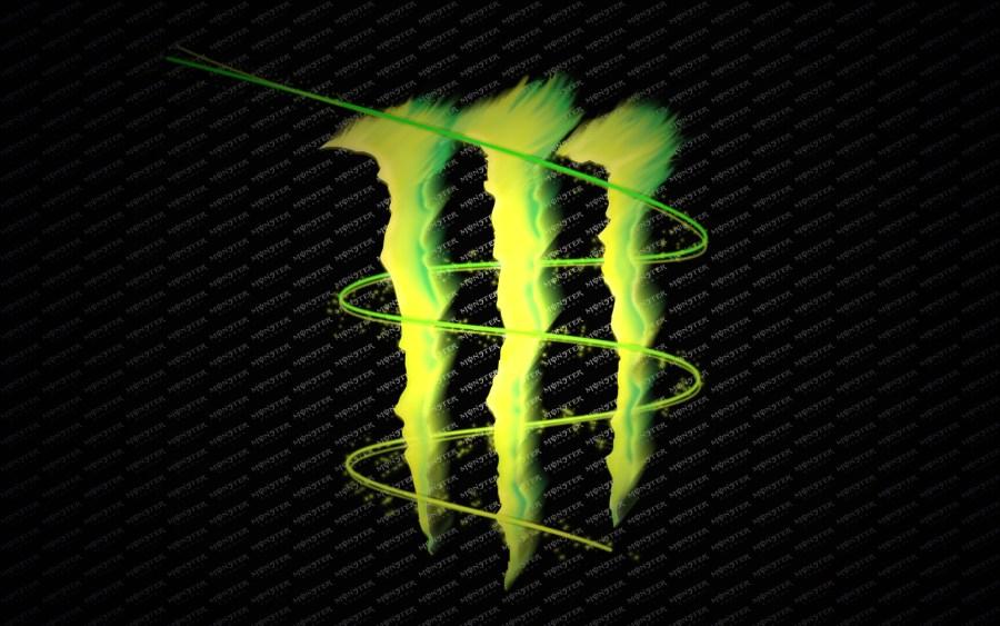 Monster Energy Logo HD Wallpaper Widescreen For PC Desktop