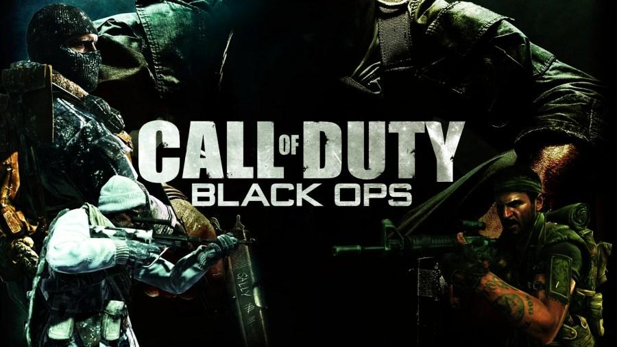 Call of Duty Black Ops HD Wallpaper