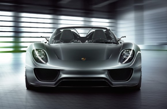 Porsche 918 Spyder HD Wallpaper