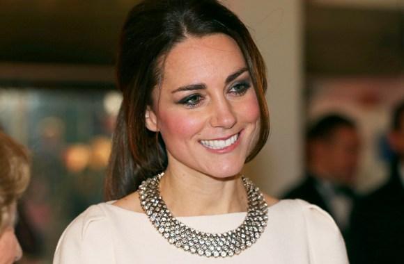 Stunning Kate Middleton