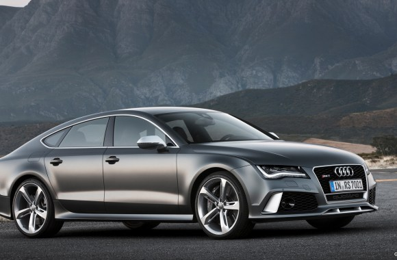 2014 Audi RS7 HD Wallpaper