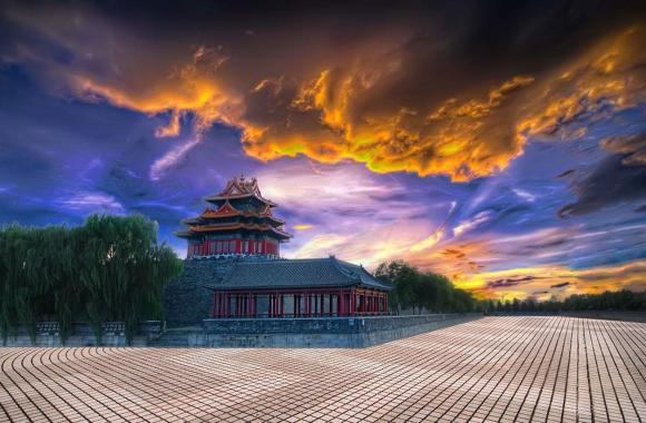 Forbidden City HD Wallpaper