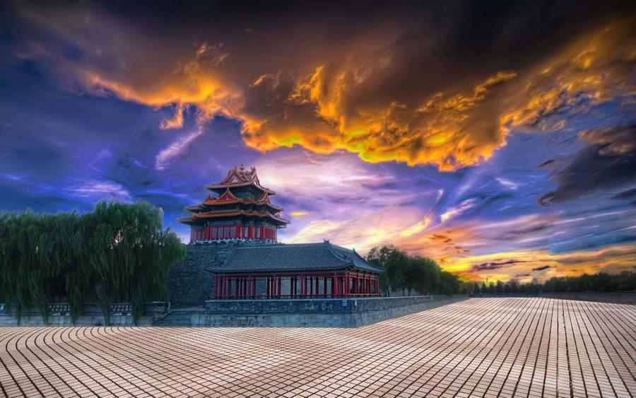 Forbidden City Bejing, China