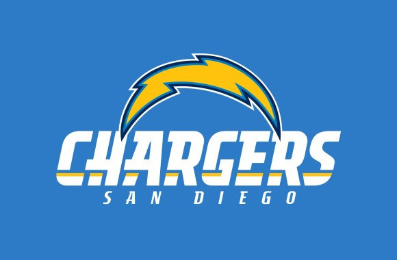 San Diego Chargers Logo HD Wallpaper