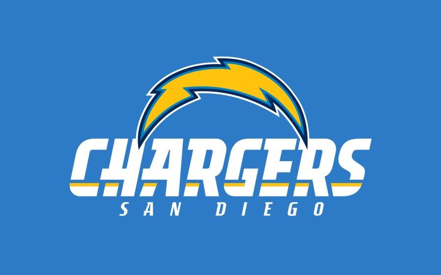 San Diego Chargers Football Logo