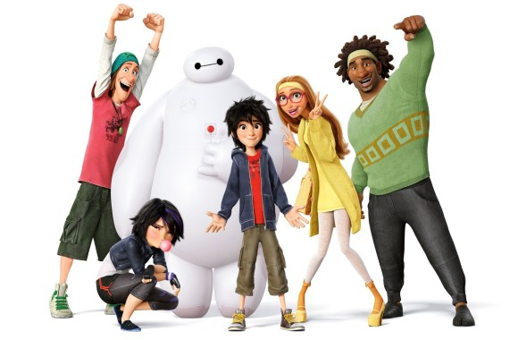 Big Hero 6 HD Wallpape