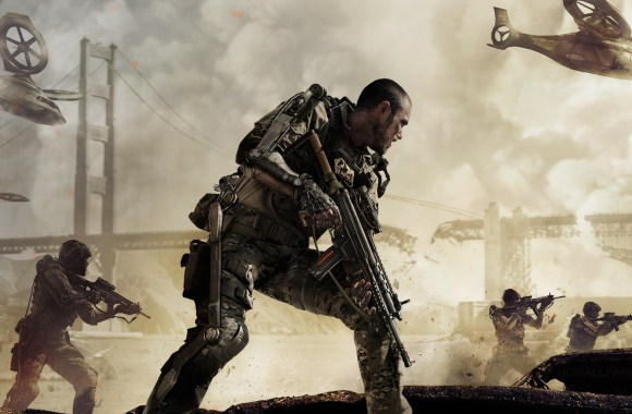 Call of Duty Advanced Warfare HD Wallpaper