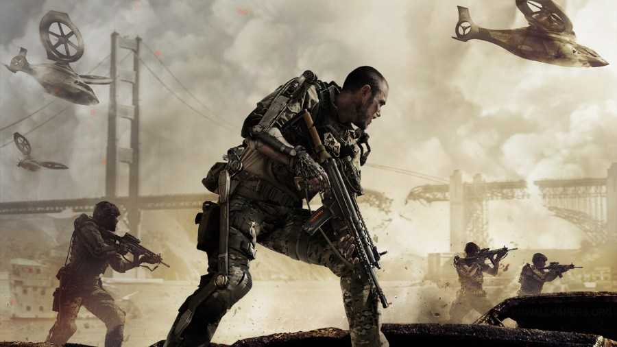 Call of Duty Advanced Warfare HD Wallpaper