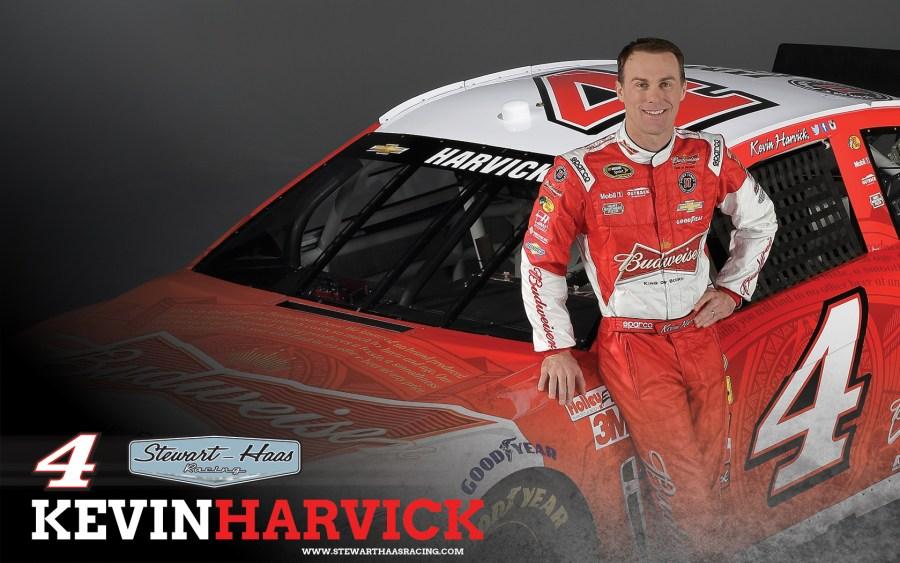 NASCAR 2014 Champion Kevin Harvick Wallpaper