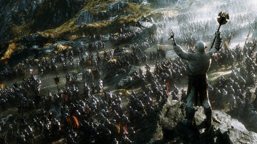 The Battle of the 5 Armies