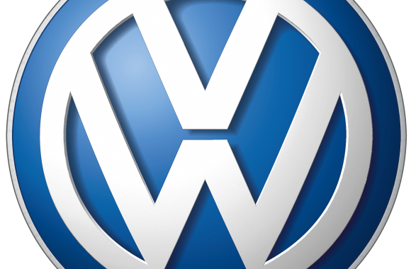 Volkswagen Logo HD Wallpaper