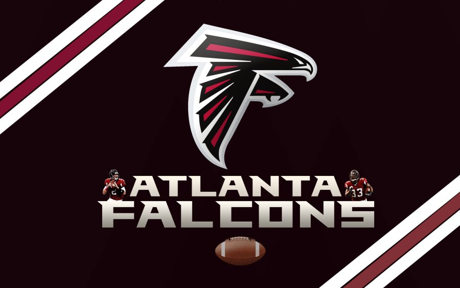 Atlanta Falcons Football Logo HD Wallpaper by Wallsev.com