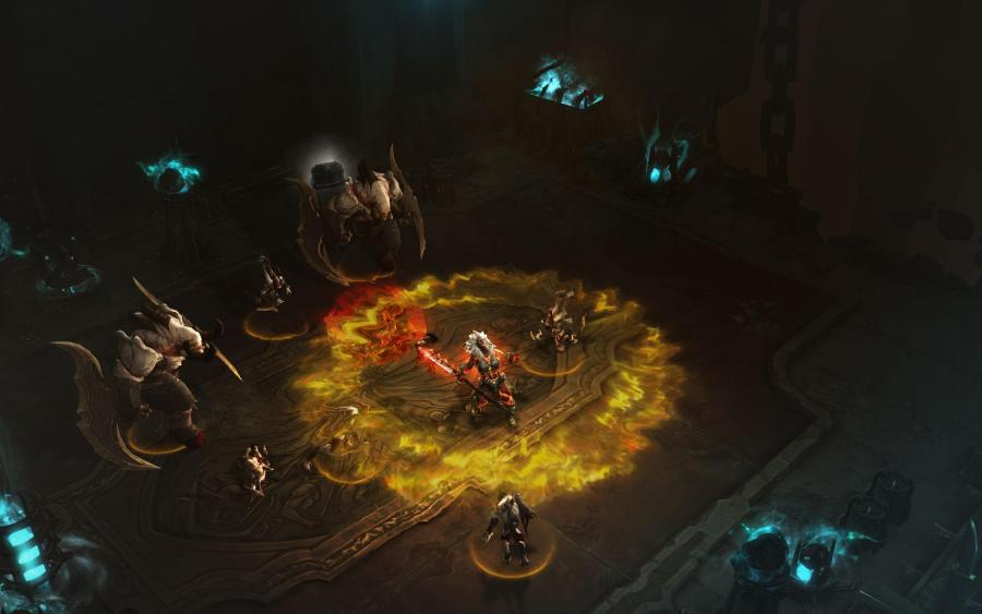 Diablo 3-Ultimate Evil Edition Game HD Wallpaper by Wallsev.com