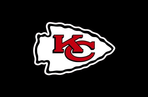 Kansas City Chiefs Football Logo HD Wallpaper