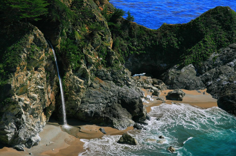 McWay Falls HD Wallpaper by Wallsev.com