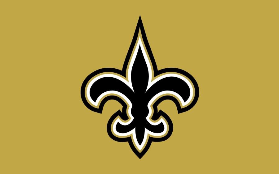 New Orleans Saints Football Logo HD Wallpaper by Wallsev.com