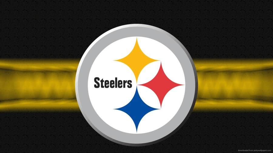 Pittsburgh Steelers Football Logo HD Wallpaper by Wallsev.com