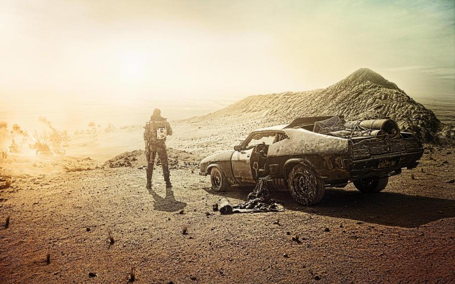 Mad Max: Fury Road Movie HD Wallpaper by Wallsev.com