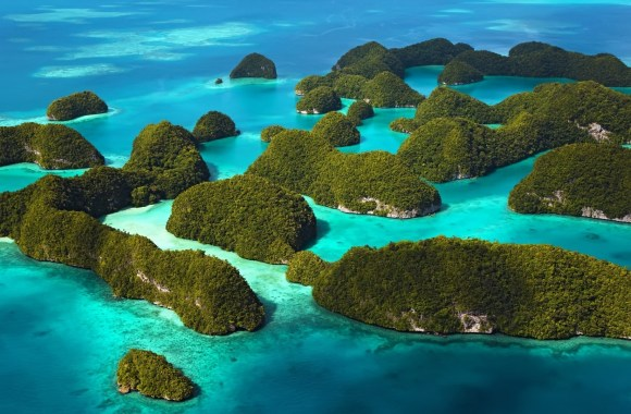 Palau Islands HD Wallpaper