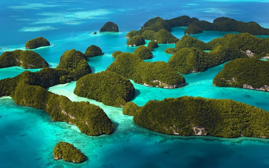 Palau Islands HD Wallpaper by Wallsev.com