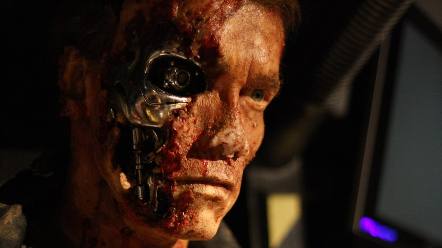 Terminator: Genisys Movie HD Wallpaper by Wallsev.com