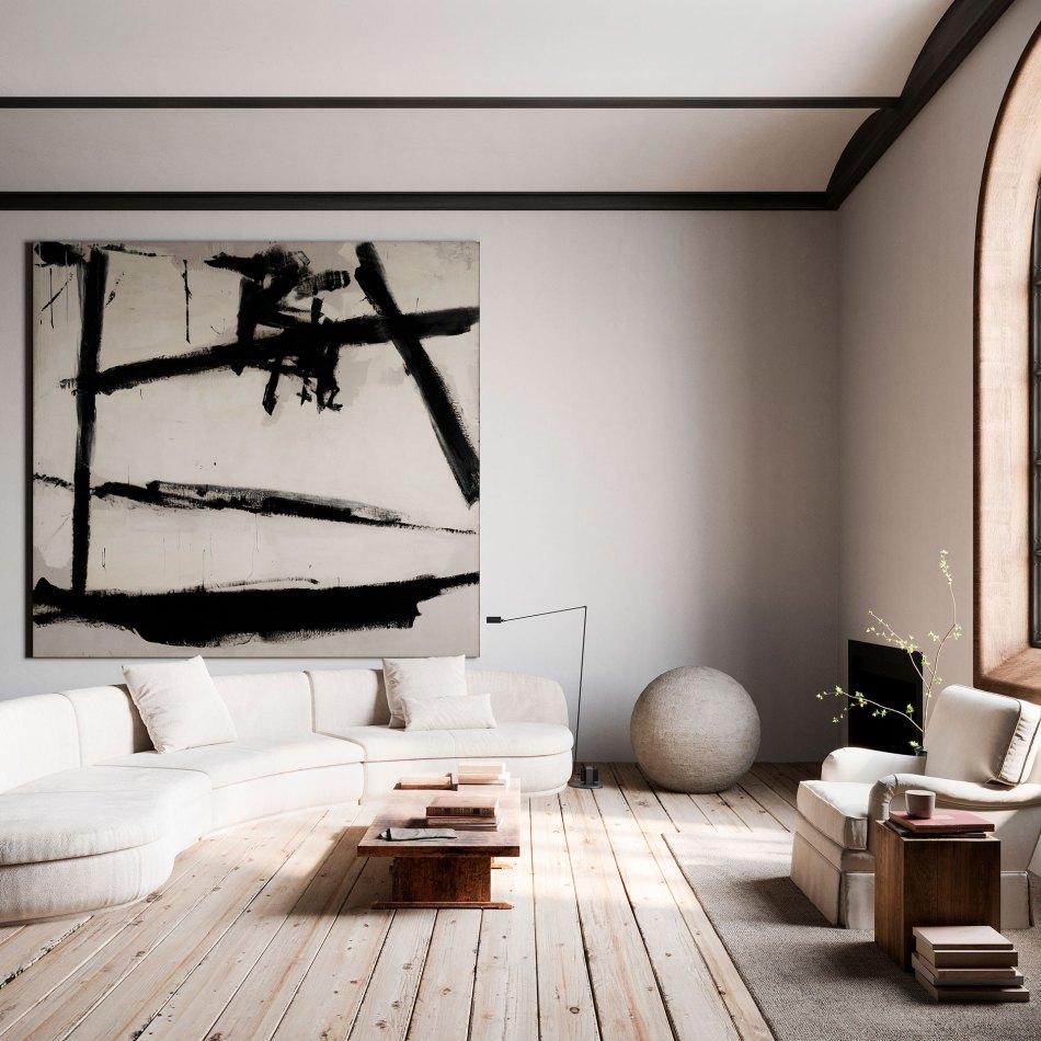 Minimal House Interior