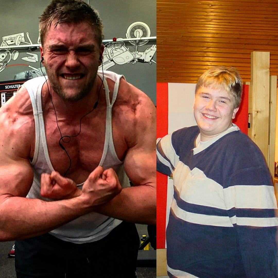 -65kg Transformation