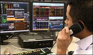 Trader on the Open Markets Trading Desk at the Federal Reserve Bank of New York