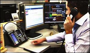 The Trading Desk at the New York Fed Has Speed Dials to Wall Street Firms and Bloomberg Terminals