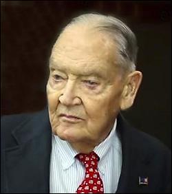 John Bogle, Founder of the Vanguard Group