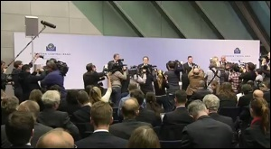 Mario Draghi Speaking at the Press Conference on QE, January 22, 2015