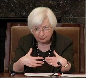 Fed Chair Janet Yellen Addressing Teachers on January 12, 2017