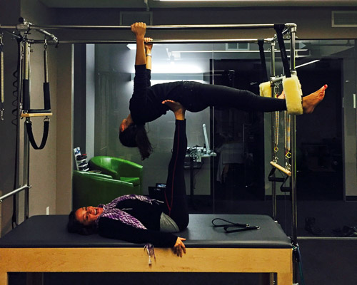 Pilates - Wall Street Pain Relief Center