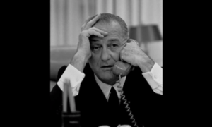 LBJ's Bunghole Needs Room! – Source – LBJ Library Phone Recording (02/22/2021)