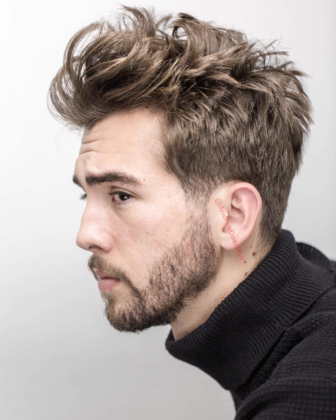 New Medium Length Haircuts For Men 2018 Update Ideas With Pictures