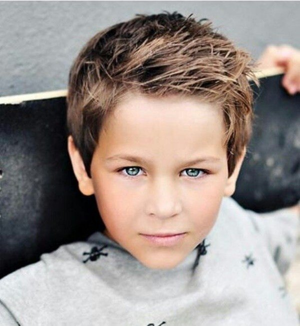New 125 Trendy Toddler Boy Haircuts Ideas With Pictures
