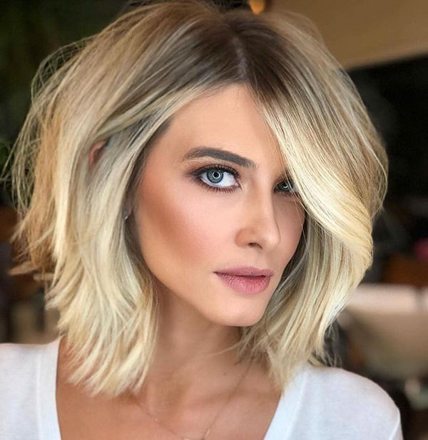 New 60 New Short Blonde Hairstyles 2019 Ideas With Pictures