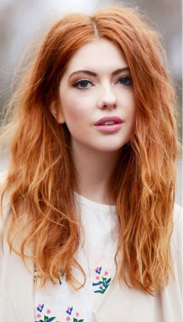 New 89 Trendy And Beautiful Copper Hair Color Ideas Ideas With Pictures