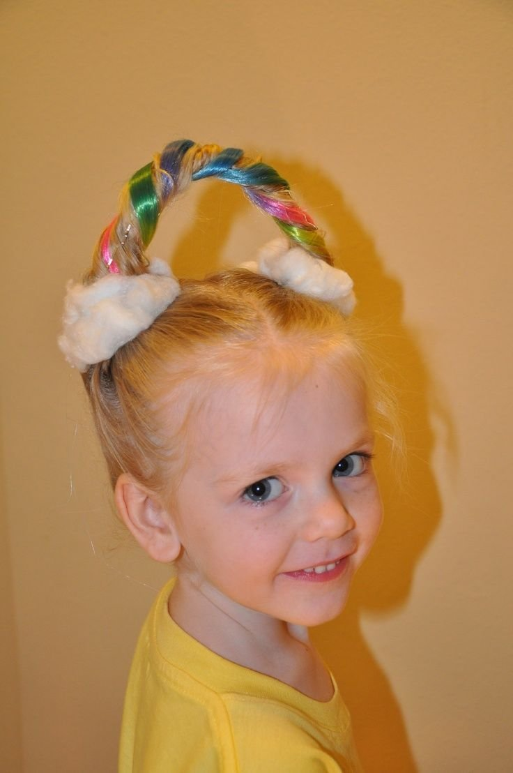 New 30 Ideas For Crazy Hair Day At School Stay At Home Mum Ideas With Pictures