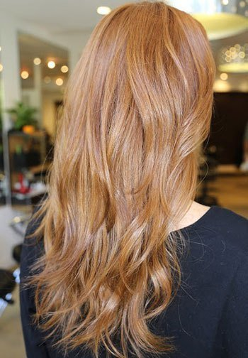 New Strawberry Blonde Hair Color Trend – Simply Organic Beauty Ideas With Pictures