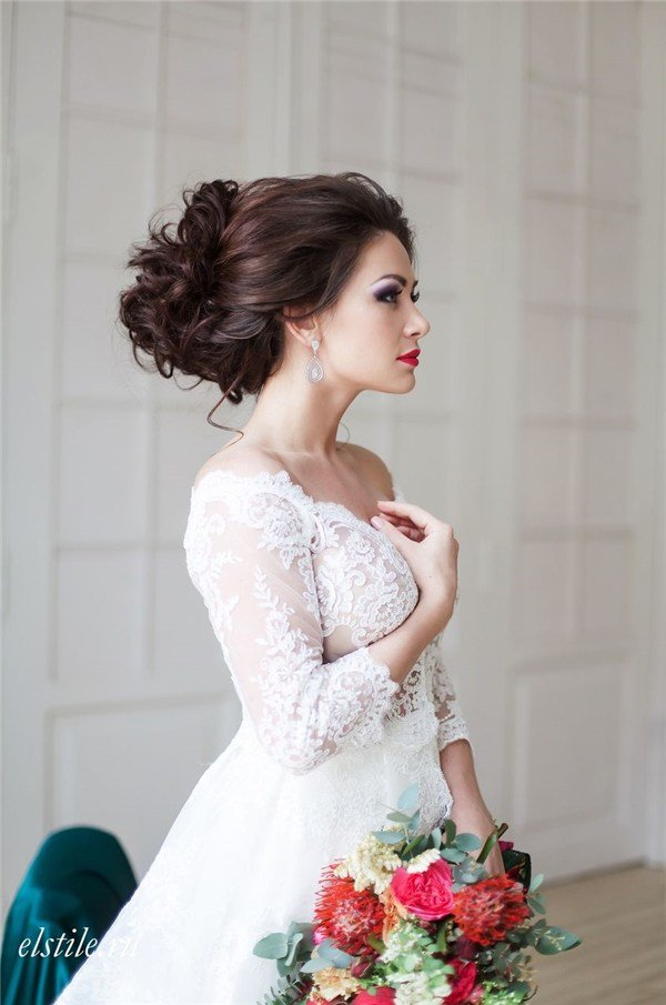 New 26 Chic Timeless Wedding Hairstyles From Elstile Deer Ideas With Pictures
