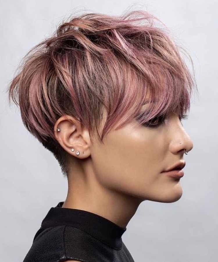 New 60 Best Short Haircuts For Women 2018 – 2019 » Hairstyle Ideas With Pictures