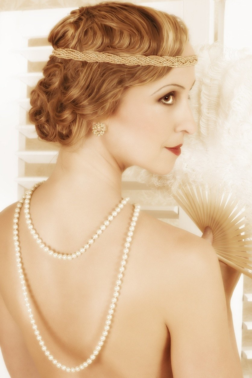 New 22 Glamorous 1920S Hairstyles That Make Us Yearn For The Roaring Twenties Ideas With Pictures